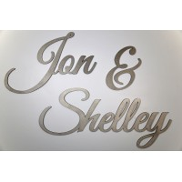 Great Vibes Personalised Name Sign / Plaque